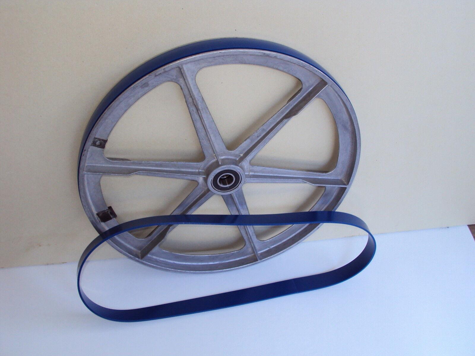BLUE MAX ULTRA DUTY .125 URETHANE BANDSAW TIRES FOR CRAFTSMAN 113.243310 BANDSAW