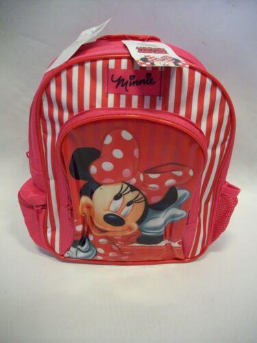 in rot//rosa//schwarz 27257 Disney Rucksack Minnie Kinderrucksack