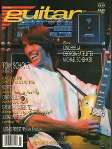 1987-July-Guitar-for-the-Practicing-Musician-Vintage-Magazine-Poster