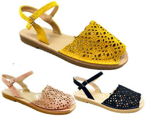 New-Women-Lady-Flat-Heels-Summer-Beach-Peetoe-Pumps-Sandals-Diamante-Shoes-size