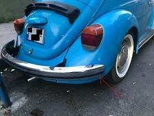 113807129 BEETLE CABRIO Rear bumper support wedge T1 Beetle 74-79