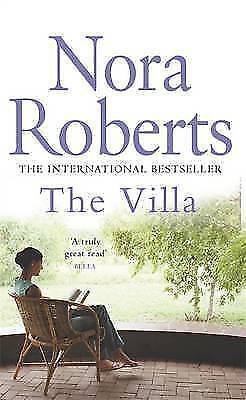 """AS NEW"" Roberts, Nora, The Villa Book"