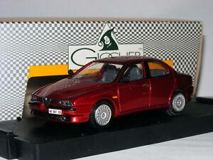 Giocher-grar-02-1996-Alfa-Romeo-156-1-8-T-Spark-Rojo-Metalico-1-43