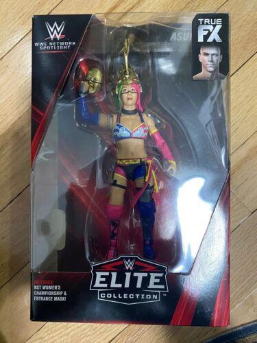 Nouveau Mattel WWE Elite réseau Spotlight Collection cible EXC Asuka NXT Raw