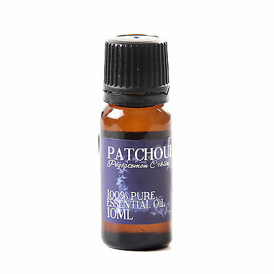 Mystic Moments | Patchouli Essential Oil - 100% Pure - 10ml (EO10PATC)