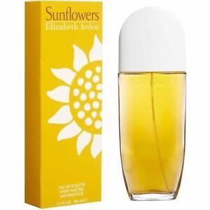 SUNFLOWERS-by-Elizabeth-Arden-3-4-oz-Spray-3-3-Perfume-NEW-IN-BOX