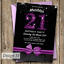 Personalised-Birthday-Invitations-any-age-18th-21st-40th-50th-Design-20 thumbnail 22