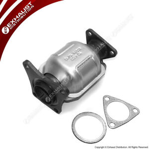 Direct-Fits FITS:2002-2003 Nissan Maxima 3.5L Rear Catalytic Converter