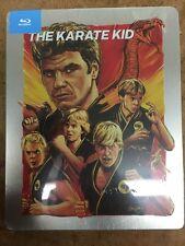 NEW/SEALED - The Karate Kid (Blu-ray Disc, Steelbook; Limited Edition Pop Art