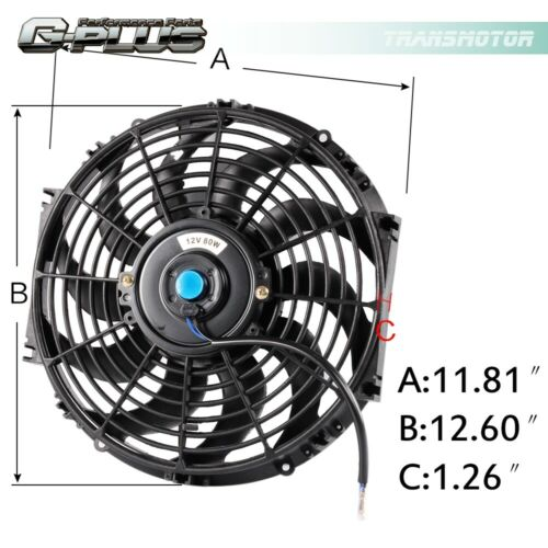 "12 /"" Fan*2 For  MAZDA MIATA MX5 Manual 1990-1997 1996 Racing Aluminum Radiator"
