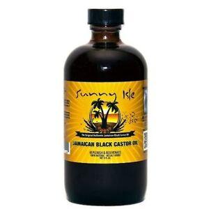 100-PURE-JAMAICAN-CASTOR-OIL-FOR-HAIR-amp-EYEBROW-GROWTH-HAIR-LOSS-TREATMENT-8oz