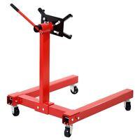 Engine Stand Pro Hoist Automotive Lift Rotating Motor 2 Legs Type 1250 Lbs