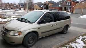 2005 Dodge Grand Caravan SXT Special