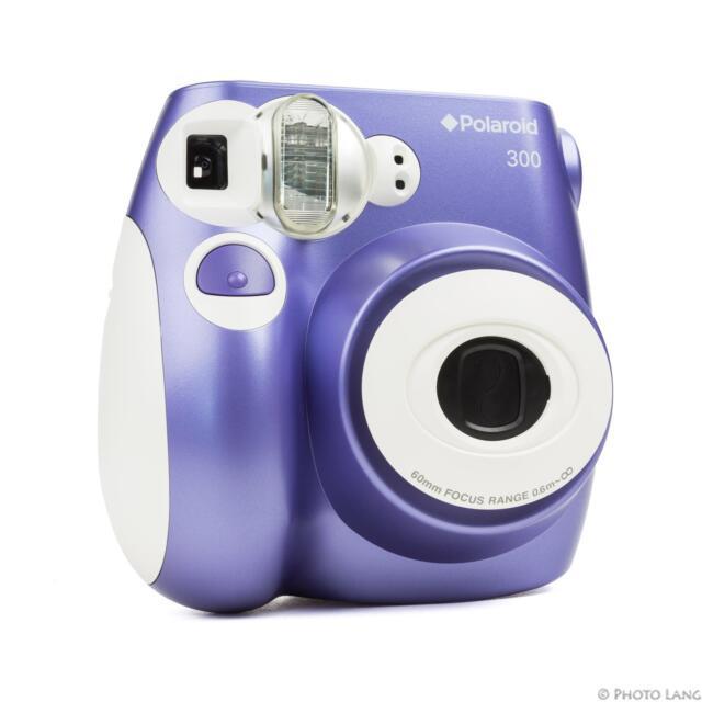 Polaroid 300 Instant Appareil Photo Instantané Mauve Instax Mini Format