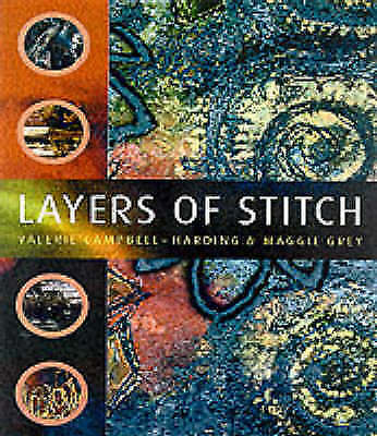 Layers of Stitch-ExLibrary