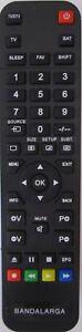 Telecomando-gia-039-programmato-per-Haier-LET-32-C-400-H