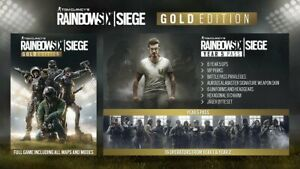 Tom-Clancy-039-s-Rainbow-Six-Siege-Gold-Edition-PC-FULLY-ACCOUNT-online-offline