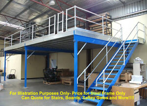 Good Image Is Loading New Mezzanine Floor Balcony Landing