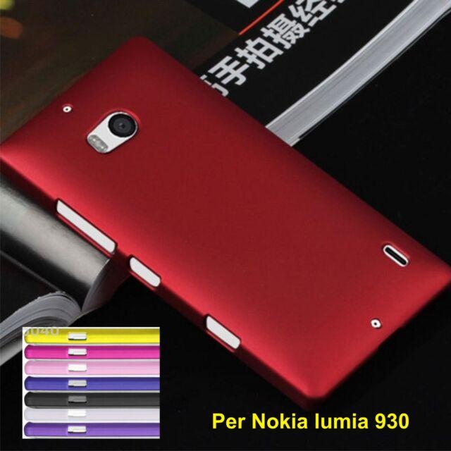 cubierta de la caja CASE RÍGIDO plástico FASHION Para Nokia Lumia 930 PROTECCIÓN
