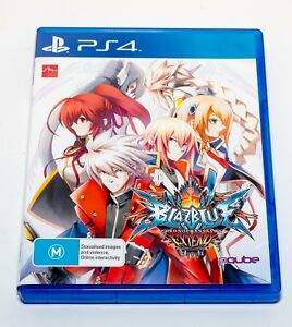 Details about BlazBlue: Chrono Phantasma EXTEND for Sony PlayStation 4 PS4  Console