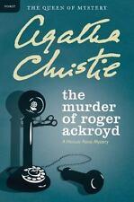 Hercule Poirot Mysteries: The Murder of Roger Ackroyd : A Hercule Poirot Mystery 4 by Agatha Christie (2011, Paperback)