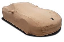 C6 Corvette 2006-2013 Z06/GS Premium Flannel Car Covers - Tan