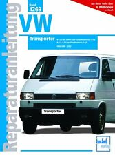 VW BUS T4 TRANSPORTER 1996-2003 1.9 2.4 2.5 DIESELMOTOR REPARATURANLEITUNG 1269