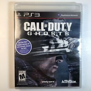 Call-of-Duty-Ghosts-Sony-PlayStation-3-2013-PS3-NEW-COD-Ghost