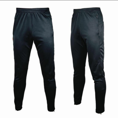 2019  Men/'s Sport Athletic Soccer Football Fitness Training Sweat Pants Trousers