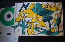"""AUTOS niemals 7"""" only 200 made(1983) JUNGE von EA80 'pesthauch des dschungels'"""