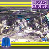 92-95 Chevy S10 Xtreme Blazer Sonoma Jimmy Bravadazr2 Cpi Long Air Intake Blue 2