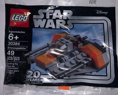 LEGO 30384 Mini Snowspeeder 20 years LEGO Star Wars polybag 20th anniversary