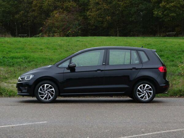 VW Golf Sportsvan 1,4 TSi 125 Sound DSG BMT - billede 1