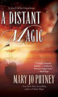 A Distant Magic (Guardians (Del Rey)), Mary Jo Putney, Very Good Book