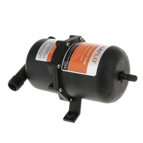 SEAFLO Pre Pressurized Accumulator Tank RV Diaphragm Water Pump 125 psi