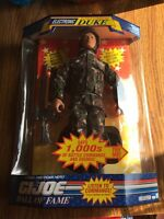 Gi Joe 1992 Electronic Talking Duke Hall Of Fame Action Figure Hasbro Nip