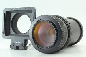 N-Nuovo-di-zecca-con-soffietto-CAPPUCCIO-MAMIYA-Sekor-Zoom-Z-100-200-mm-F-5-2-W-LENS-RZ67-Giappone
