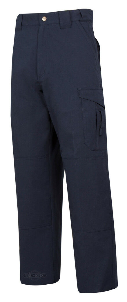 Tru-Spec 24-7 Series EMS Pants 65 35 Poly Cotton  RS NAVY  fast shipping worldwide