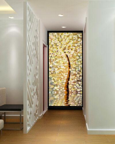 3D Beautiful Tree 365 Wall Paper Wall Print Decal Wall Deco Indoor AJ Wall Paper