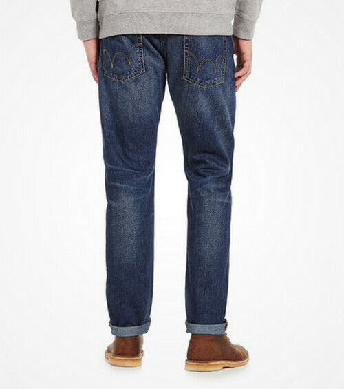 JEANS EDWIN TAPERED HOMME ED 55 REGULAR  TAPERED EDWIN (deep-grime dirt)  W31 L32  VAL 100€ 3c0d7a