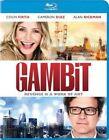 Gambit 0043396442887 Blu Ray Region a