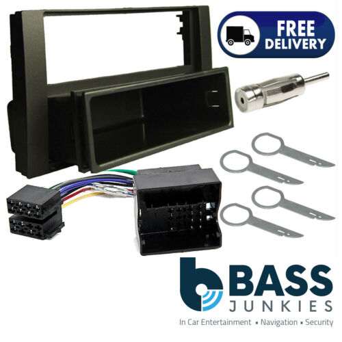Connects2 CT24FD10 Ford S-MAX 2006 On Car Stereo Single Din Fascia Fitting Kit