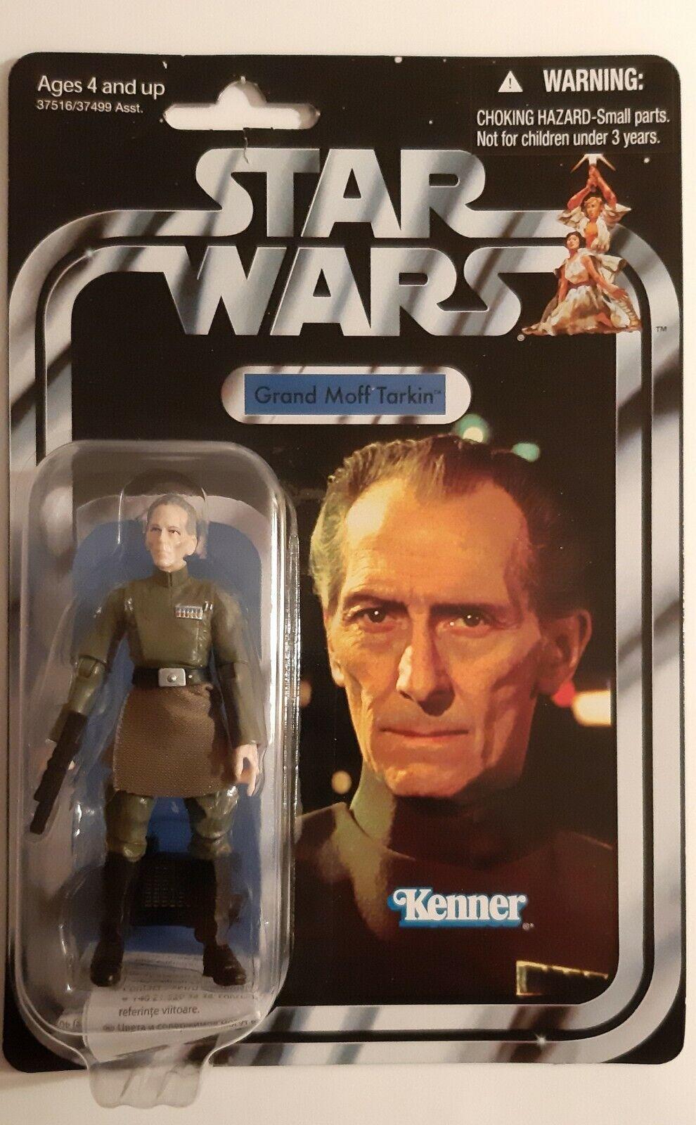 STAR WARS Figura VINTAGE COLLECTION VC98 GRAND Tarkin Tarkin MOC