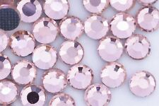 DMC Machine Cut Rhinestones 720 pcs 16ss Light Peach  Hotfix iron-on