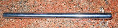 """shaft, bearing 1/2""""x8"""" long both ends 1/4-20 threads, chromed, 5000300-065"""
