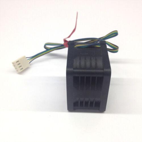 TopMotor DF124028BL DC Cooling Fan 40x28mm 12VDC 0.50A 4-Wire Lead w//Conn 1piece