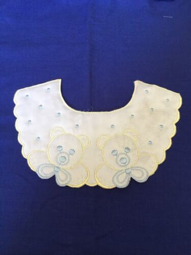 Padded Baby Collar #443