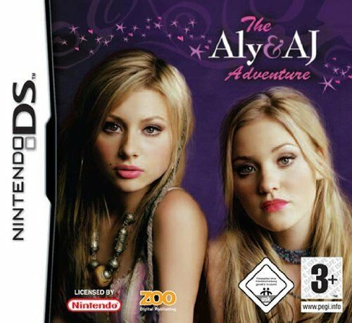 The Aly & AJ Adventure [import anglais] JEUX DS - NEUF