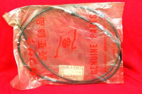 F9  NOS STARTER CHOKE CABLE OEM #54017-061 1972-75 KAWASAKI