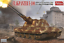 Amusing Hobby 35A016 1//35 8.8cm Flakzwilling Flakpanzer E-100